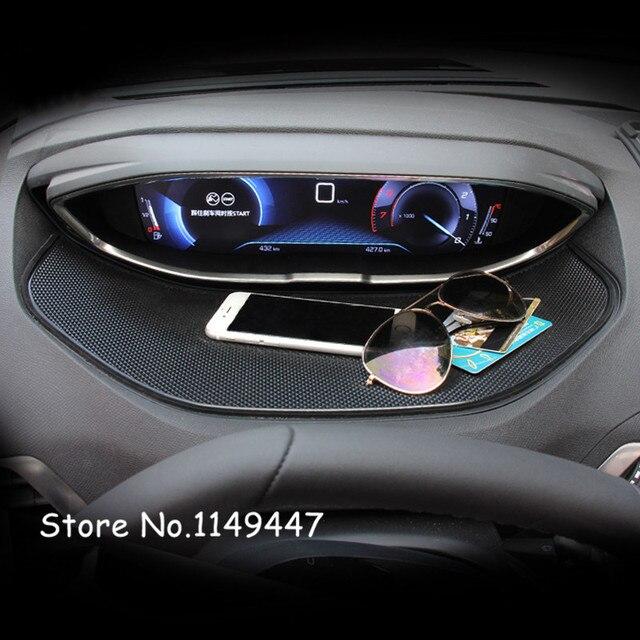 pour peugeot 3008 gt 2016 2017 2018 5008 gt 2017 car styling car styling accessoires affichage. Black Bedroom Furniture Sets. Home Design Ideas
