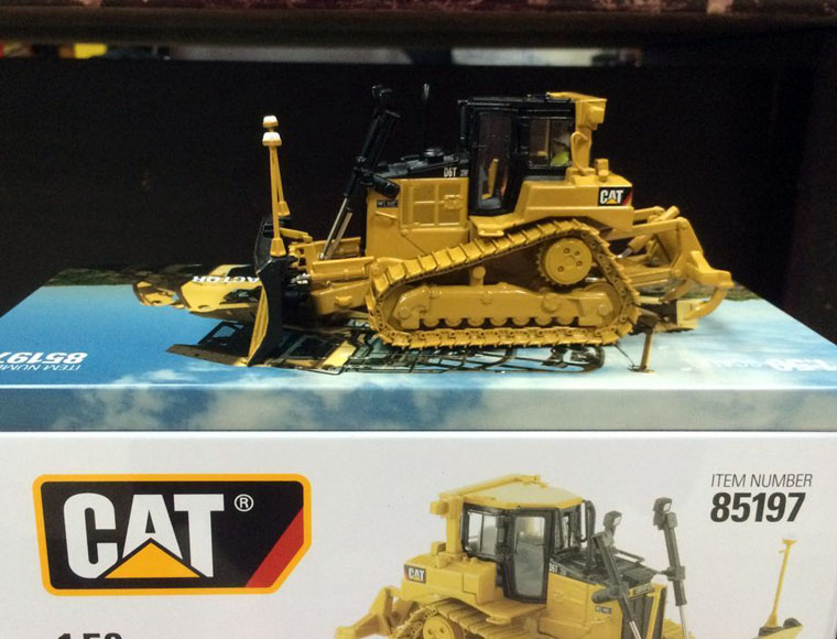 *NEW* Cat D6T XW Vpat Track-Type Tractor 1/50 Scale DieCast 85197 By DM Model