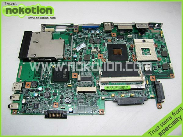 NOKOTION Laptop Motherboard for Toshiba L40 08G2002TA22QTB DDR2 Mainboard warranty 60 days