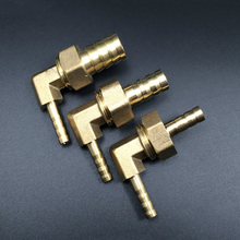4/6/8-/.. Reducing Brass Hosetail-Reducer Connector Coupler Barb-Elbow Water-Gas-Oil
