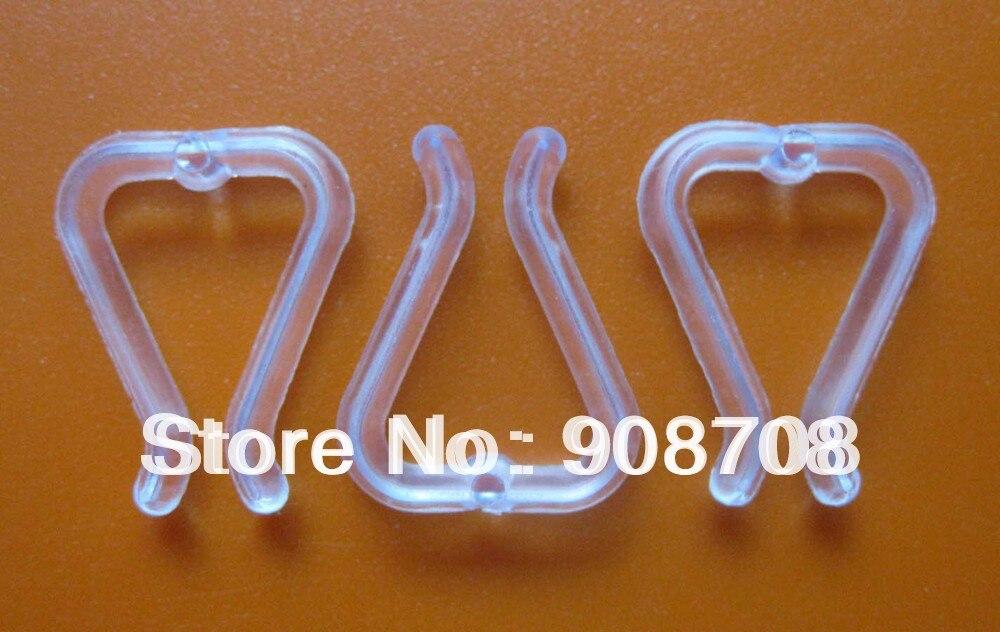 C05 модные пластиковые зажимы 18 мм* 23 мм для рубашки булавка 100 шт аксессуары для одежды прищепка