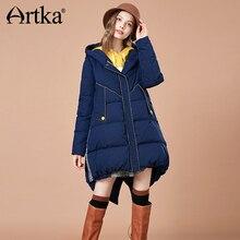 ZK10087D парка женская пальто,
