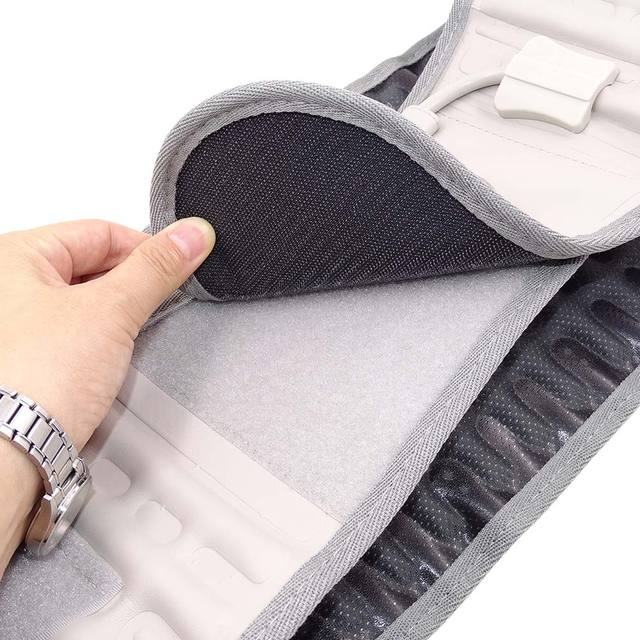 Spinal air decompression traction waist protector lumbar support back belt 44 inch