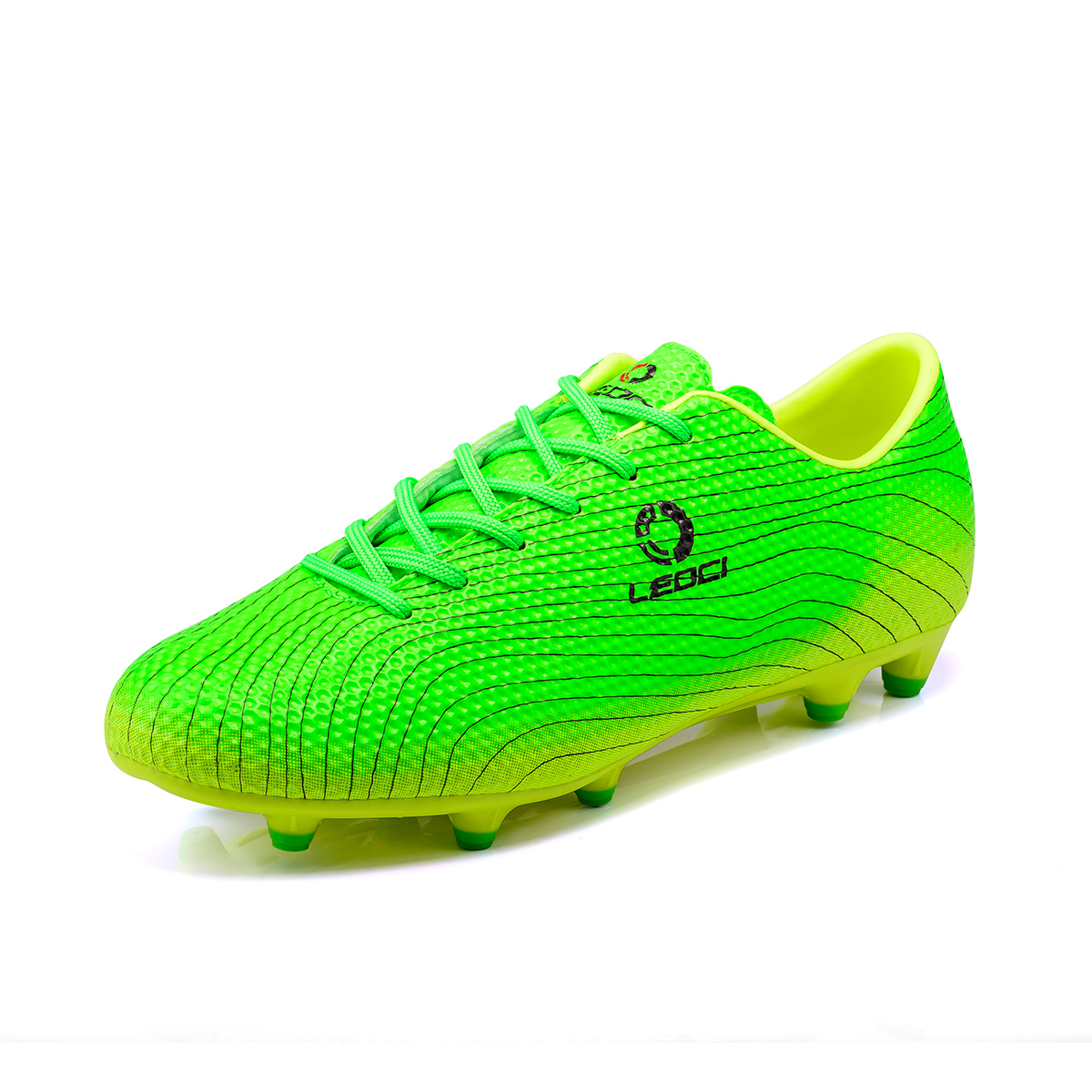 Hot 2017 New Kids Mens Soccer Cleats Long Spikes Football Trainers Outdoor Soccer  Cleat Boys Children Trainers For Kids Cheap-in Soccer Shoes from Sports ...