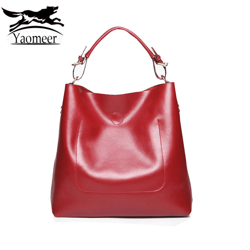 Famous Brand Women's Genuine Leather Bag Female Luxury Designer Handbags Shoulder Messenger Bags Sets Women Bag Real Tote Clutch new luxury famous brand designer bag women shoulder handbag real genuine leather messenger bags handbags for ladies bolsa ly109