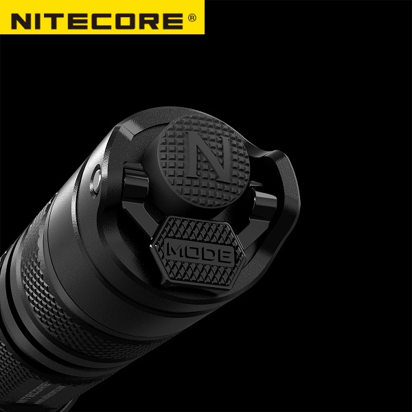 Image 4 - NITECORE P20 800LM Strobe Ready Tactical Flashlight Waterproof 18650 Outdoor Camping Hunting Portable Torch Free shipping-in Portable Lighting Accessories from Lights & Lighting