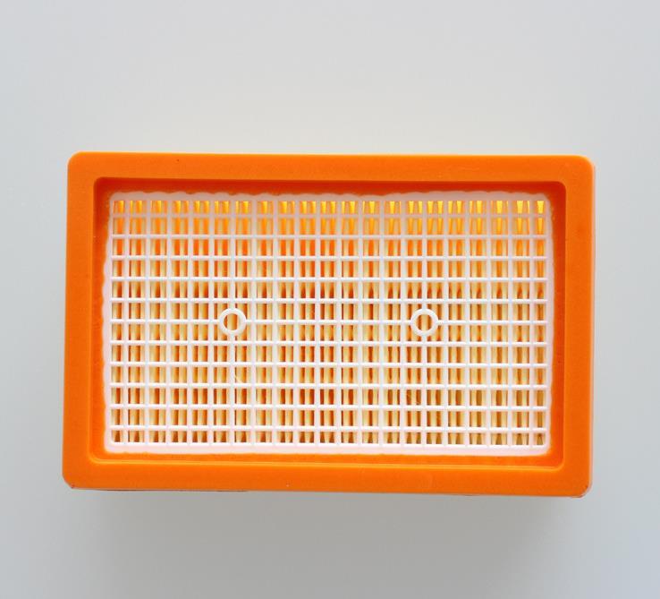 Почта Китая 6 шт./лот воздуха HEPA Фильтры для Karcher 2.863-005.0 MV4 MV5 MV6 WD4 WD5 WD6 Мокрый Сухой Запчасти для пылесоса замена