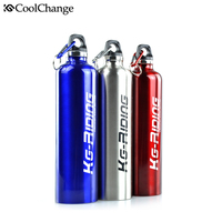 CoolChange Insulation Ride Large Capacity Cup Stainless Steel Mountain Bike Road Bike Water Bottle Bicycle Water