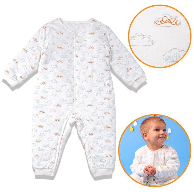 I Baby Premium Matelasse Pima Cotton Baby Romper Cashmere Like