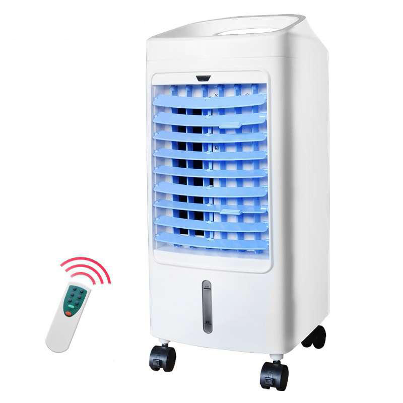 Remote Control Cooler Air Cooling Fan Portable Room Air