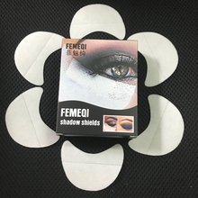 100pcs/lot=50 pair Disposable Eyeshadow Shield Under Pad Eyelash Extensions Patch Multifunction Beauty Eye Sticker Make Up Tools