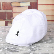 63c55258278 (Ship from US) Kids Headband Kids Baby Boy Girl Cotton Stripe Beret Cap  Newsboy Casquette Baseball Hat Popular Fashion Cute Kids accessories 25