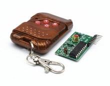 1set=2pcs IC 2262/2272 4 CH 315Mhz Key Wireless Remote Control Kits Receiver module