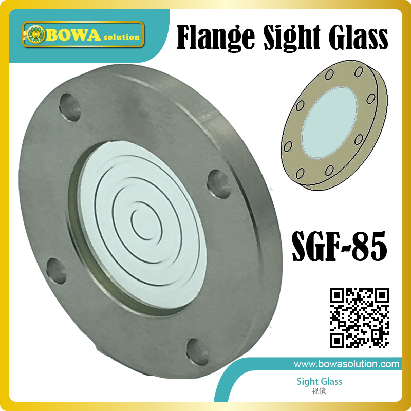 Flange type sight glass used liquid storage tanks,  boilers and others the display device of an internal medium observed. energy economical and environmental analysis of industrial boilers