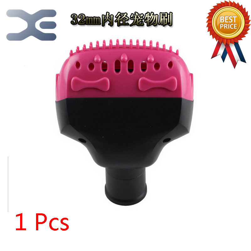 где купить  Vacuum Cleaner Accessories In Addition To Mite Brush Pet Brush Anti-Static Dog Hair Deep In Addition To Mite Pet Brush  по лучшей цене