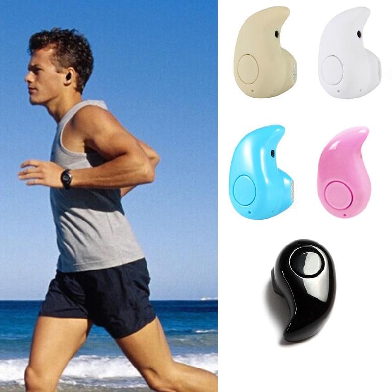 New Mini Wireless Bluetooth Earphone Ultra-small S530 4.0 In Ear Stereo Bluetooth Headset Earphone Stealth Handsfree Earbud new m beans shape 4 0 bluetooth headset mini touch stealth