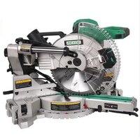 305mm 1800W Circular Saw Cutting Machine Mluminum Dual Sliding Compound Mitre Saw SM3057R