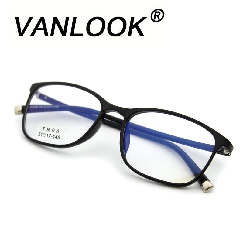 Männer Brille Frauen Brille für Frauen Transparente Brillen Mode ...