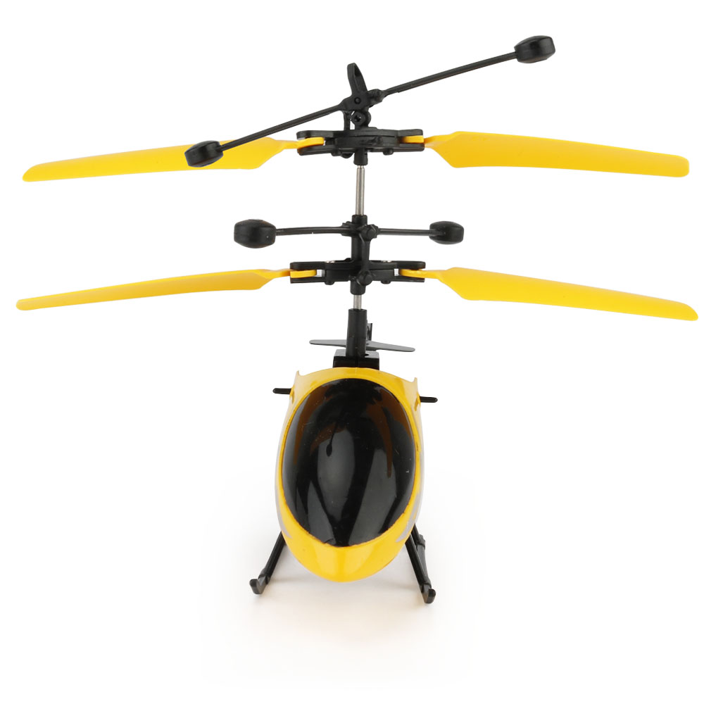 US $12 07 |2CH Hand Induction Infrared RC Helicopter Funny Toys for Kids  Indoor Outdoor Flying Remote Control Birthday Holiday Toys Gift-in RC