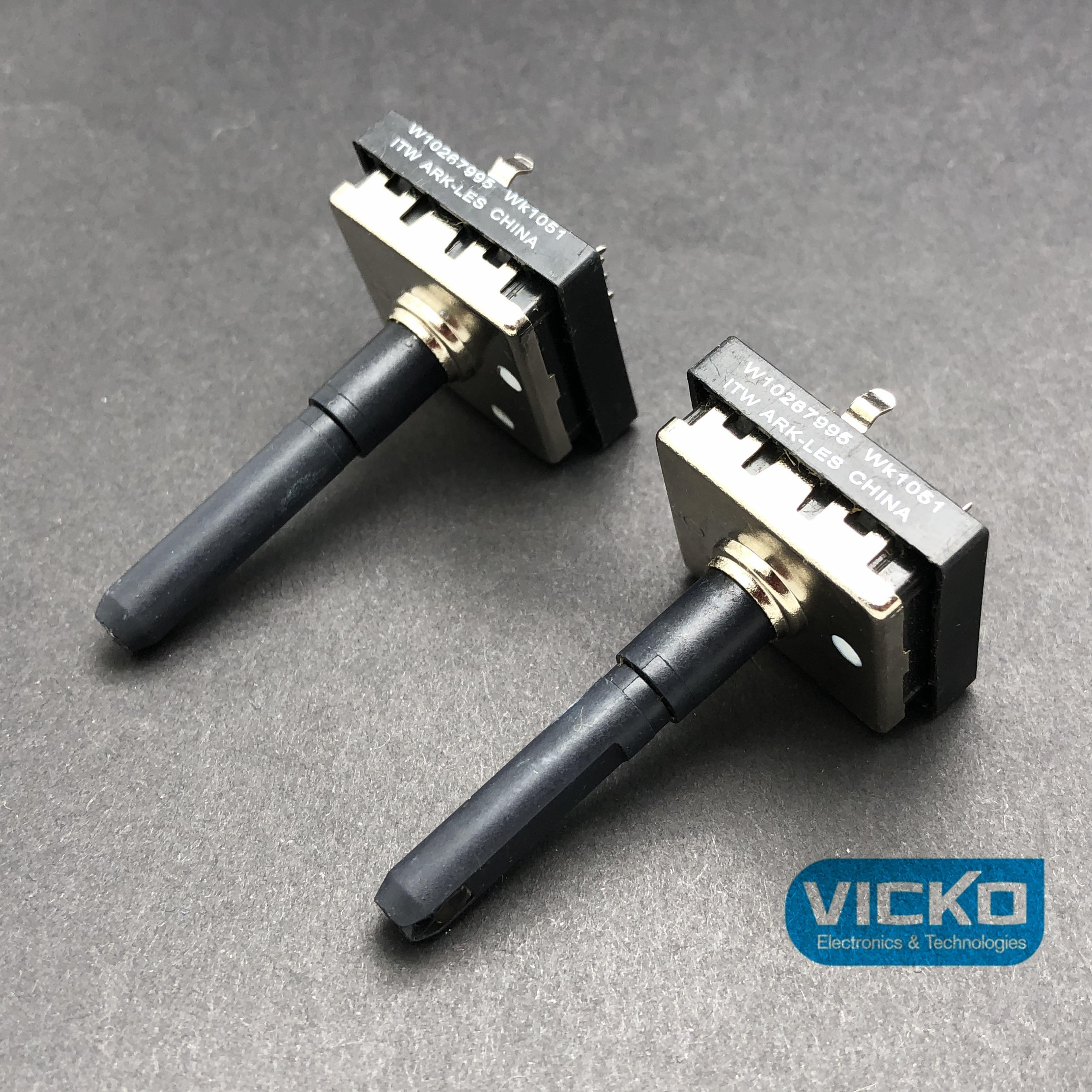 YK ITW ARK LES W10267995 WK1051 7 foot step 12 point encoder handle length 40MM