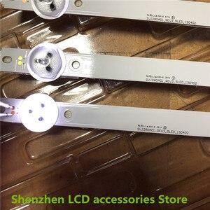 Image 3 - 15 sztuk/zestaw 5 diod LED 530mm podświetlenie LED dla L2830HD 28C2000B SVJ280A01 REV3 5LED 130402 M280X13 E1 H 100% nowy
