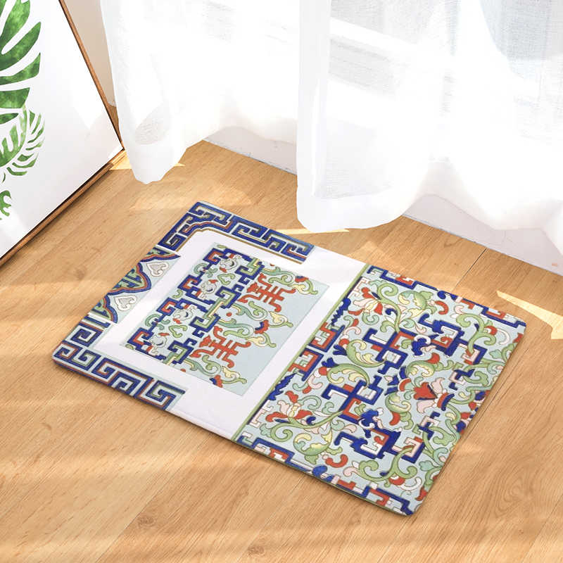 Новые приветственные напольные коврики в богемном стиле с принтом для ванной и кухни коврики коврик с изображением кошки для гостиной противоскользящие Tapete