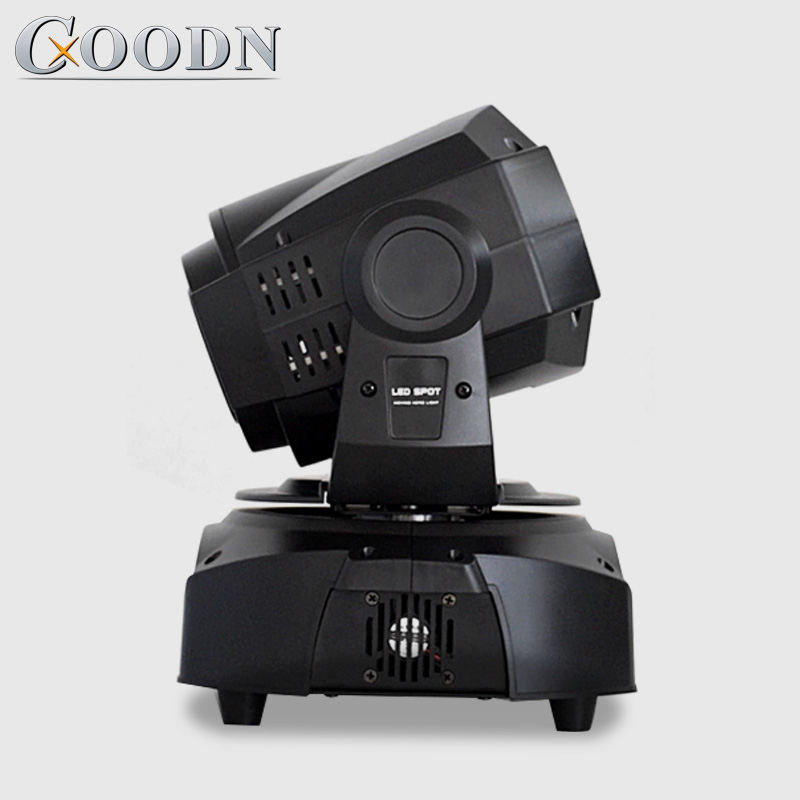 Moving head 90w led gobo with prism and color sport light for dj Stage Light - 4