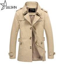 Brand 2016 Fashion Korean version winter jacket men warm Cotton Business men jacket Handsome Everyday clothing Warm winter 1306