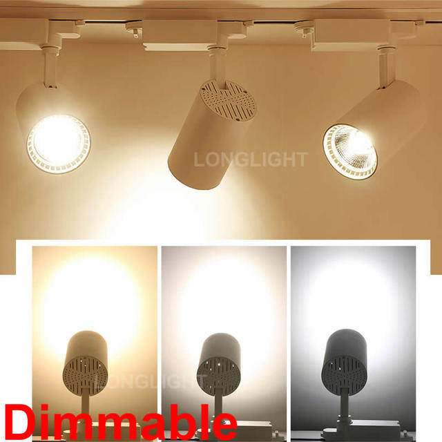 led cri track lighting light high lumicrest product lights foot