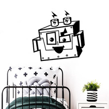 цена на Removable Pattern Wall Sticker Home Decor Decoration Living Room Bedroom Removable Wall Decoration Murals