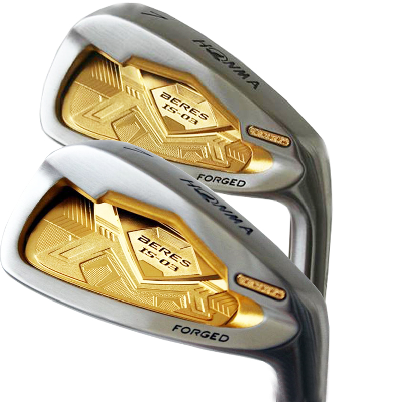 Cooyute mens Golf Clubs fers HONMA S-03 4 étoiles De Golf fers set 5-11 Aw Sw Club Fers Graphite De Golf arbre De Golf Ensemble Livraison gratuite