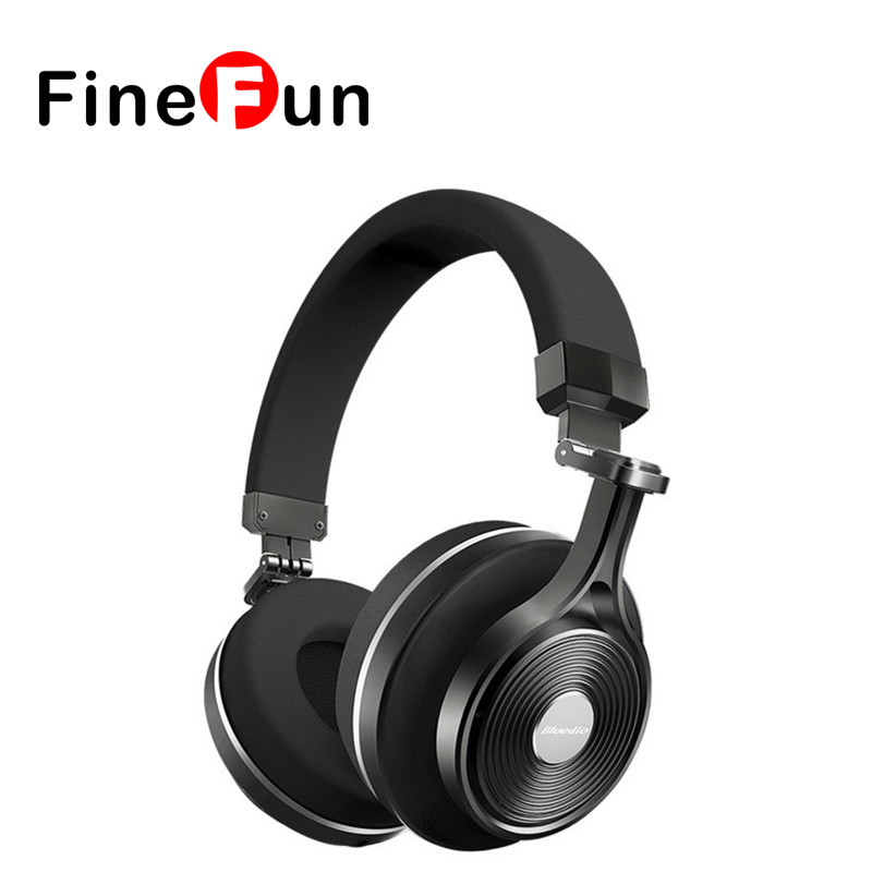 FineFun T3 Wireless bluetooth Headphones/headset with Bluetooth 4.1 Stereo and microphone for music wireless headphone