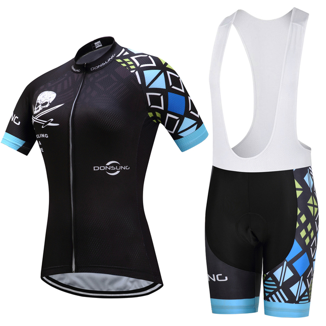 5b0c8ec37 Women Breathable Cycling Sets MTB Road Mountain Bike Bicycle Clothing Wear  Tight Cycling Jersey Set Short Sleeves Ropa Ciclismo