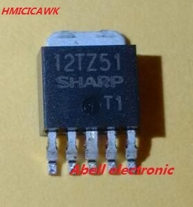 HMICICAWK Original 100 NEW 12TZ51 PQ12TZ51 DPAK 100PCS LOT