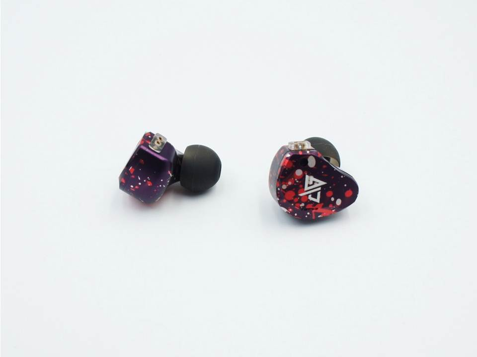 Auglamour RT 3 1 Dynamic 2 BA Hybrid Driver 2pin 0 78mm Detachable HiFi In Ear