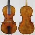 Скрипка в стиле барокко  Giovanni Paolo Maggini 4/4  копия скрипки! Старая ель  древнее масло  вамиш. Бесплатная доставка! Европейская древесина!