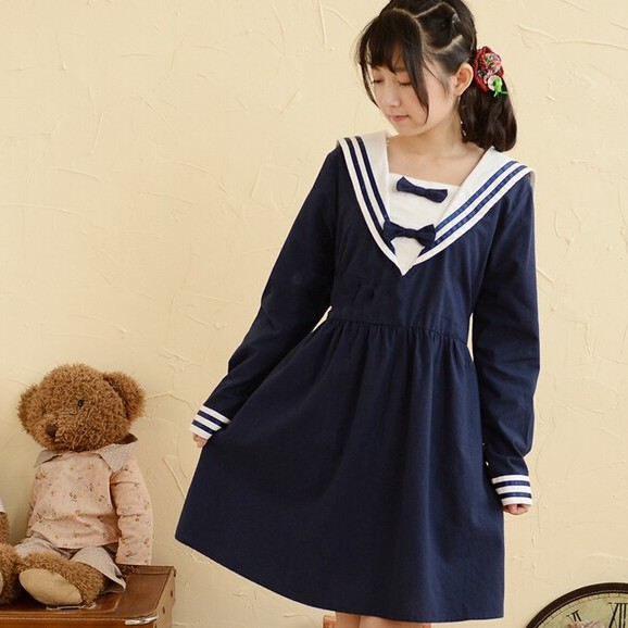 Popular Sailor Dress-Buy Cheap Sailor Dress lots from China Sailor ...