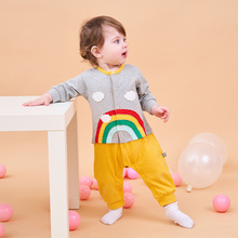preax 2019 Spring Toddler Infant Newborns Baby Kids Rainbow