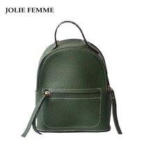 Jolie роковой женщины высокое качество рюкзак искусственная кожа рюкзаки Женский школьная сумка для подростков модная одежда для девочек большой Ёмкость