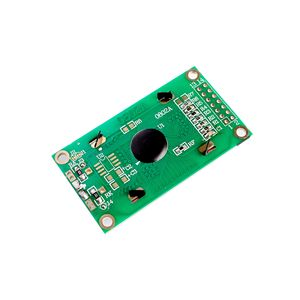 Image 2 - 10 개/몫 뜨거운 판매 8x2 LCD 모듈 0802 문자 디스플레이 화면 파란색 또는 녹색