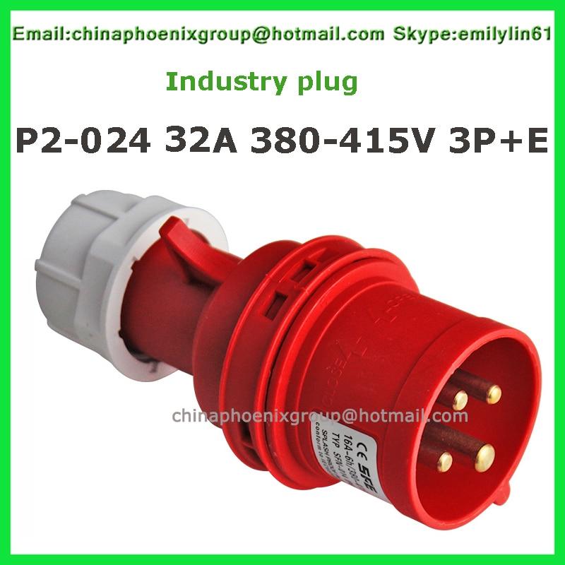 3 Phase Power Wiring Diagram 07 Honda Civic Fuse Aliexpress.com : Buy Waterproof Industrial Plug,4pins Plug,32a 400v,ip44,3 4 Wire(3p ...