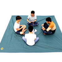 300x300CM Camping Plaid Picnic Beach Mat Blanket Foldable Climb Outdoor Waterproof Oxford Cloth Blanket Bedspread for Picnic