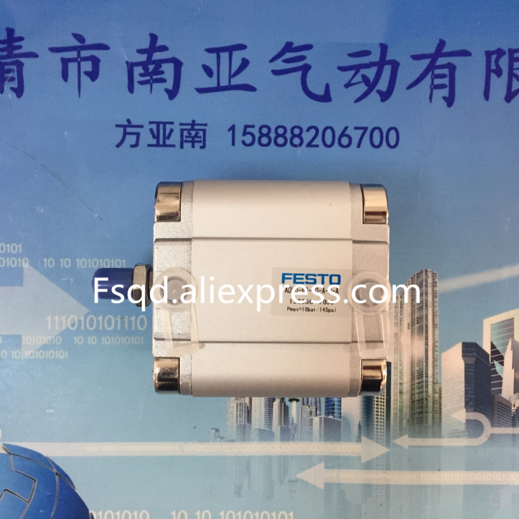 ADVU-63-35-A-P-A ADVU-63-40-A-P-A ADVU-63-45-A-P-A ADVU-63-50-A-P-A ADVU-63-60-A-P-A FESTO Compact cylinders