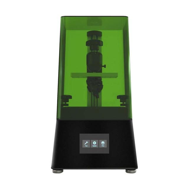Orbeat D100 Balmumu UV Reçine yazıcı 3d yüksek doğruluk Dokunmatik ekran