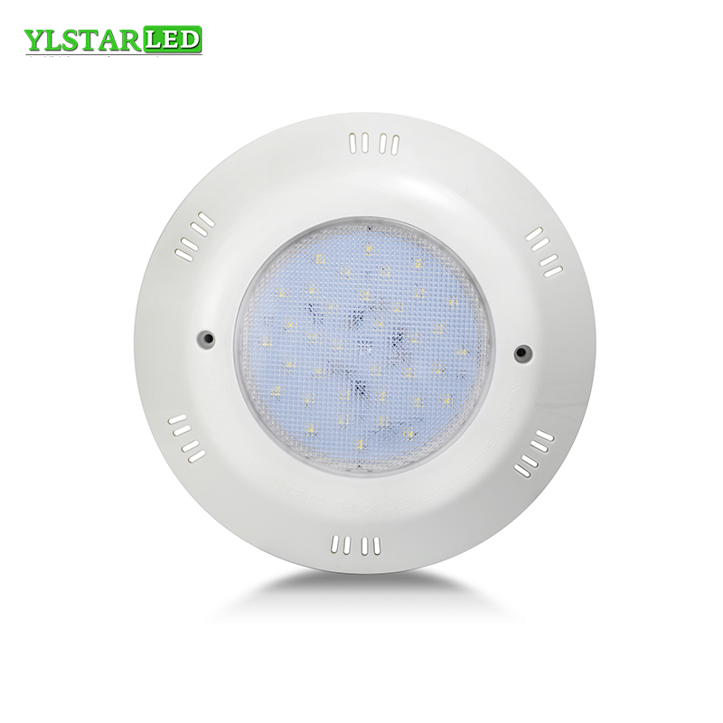 Led Lamps Precise Ylstar Fiber-glass Led Swimming Pool Lamp Ac/dc12v 18pcs 3w/1w Led Ip68 Leds Spa Lighting White/r/g/b Led Underwater Lighting
