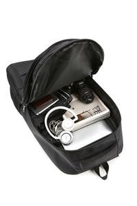 Image 5 - موضة الرجال على ظهره أكسفورد حقيبة كتف سوبر سعة كبيرة حقائب الظهر للذكور عالية الجودة الرجال محمول حقيبة سفر عادية