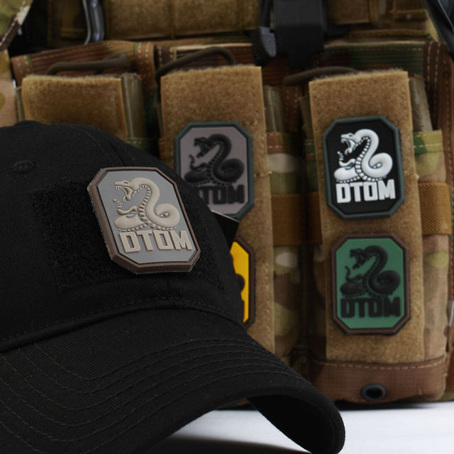 Military Enthusiasts Patch