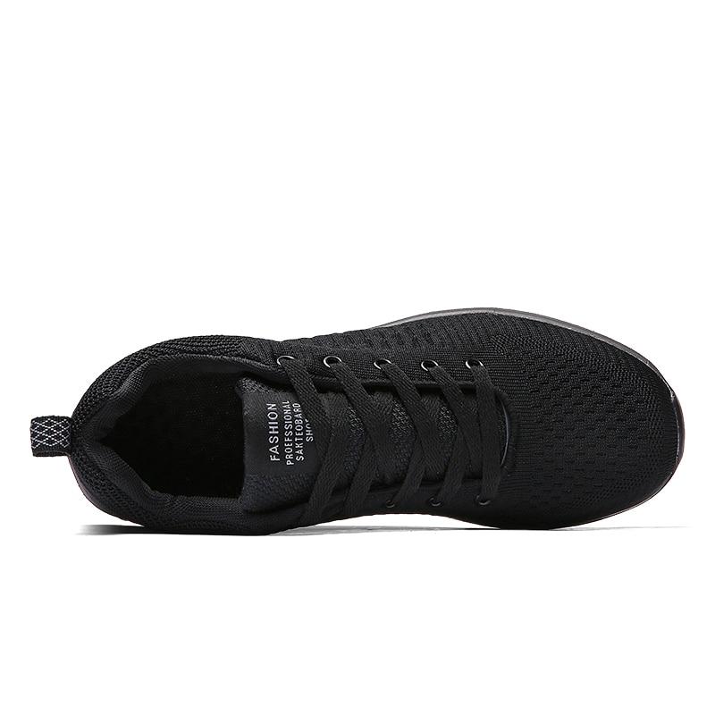 HTB1p..fajzuK1Rjy0Fpq6yEpFXaC New Mesh Men Casual Shoes Lac-up Men Shoes Lightweight Comfortable Breathable Walking Sneakers Tenis Feminino Zapatos