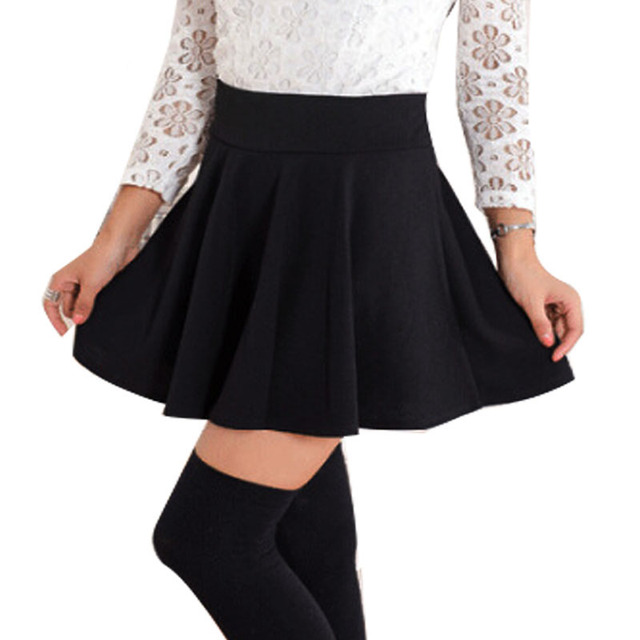 Women's Spring And Summer Short Skirt