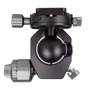Image 3 - XILETU G 44 Camera Aluminum Alloy tripod ball head 360 Degree Panorama Ballhead with Quick Release Plate for ARCA SWISS